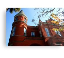 Savannah Tower ~ A Room with a View Metal Print