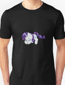 Sleeping Rarity - My Little Pony T-Shirt