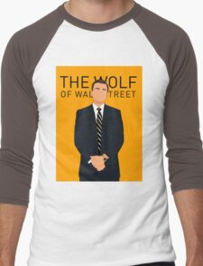 The Wolf of Wall Street Men's Baseball ¾ T-Shirt