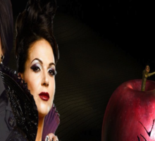 Regina Mills/Evil Queen Sticker