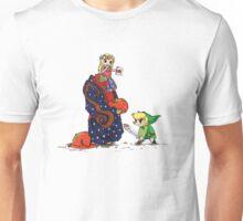Legend of Zelda Halloween Pumpkin Carving Unisex T-Shirt