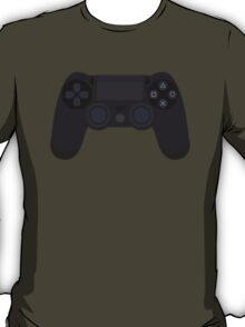 This Is For The Players - PS4 Controller Black T-Shirt