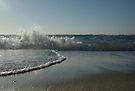 Wave splash by Themis