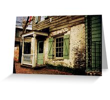 This Old House Is Haunted by Ghosts Greeting Card