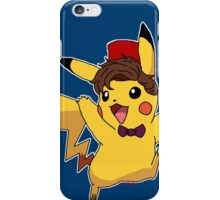 Doctor Who - Pikachu iPhone Case/Skin