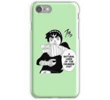 Drunken Fist iPhone Case/Skin