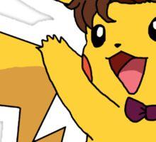 Doctor Who - Pikachu Sticker