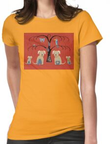 GET-TOGETHER Womens Fitted T-Shirt