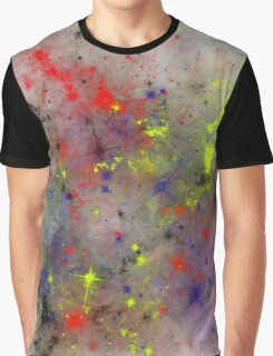 Primary Space Graphic T-Shirt