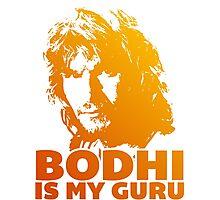 Bodhi Is My Guru Photographic Print