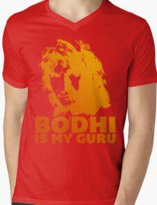 Bodhi Is My Guru Mens V-Neck T-Shirt