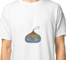 Rainbow Gradient Chocolate Kiss Classic T-Shirt