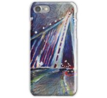 Moths attracted to Night Light iPhone Case/Skin