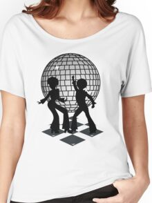 Retro Music DJ! Feel The Oldies! Women's Relaxed Fit T-Shirt