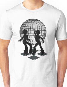Retro Music DJ! Feel The Oldies! Unisex T-Shirt