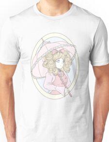 Pastel Parasol - Lolita Girl Design Unisex T-Shirt