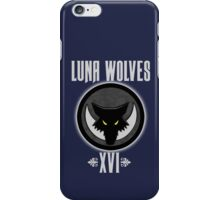 Luna Wolves XVI - Warhammer iPhone Case/Skin