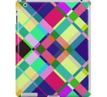 Pastel Collage iPad Case/Skin