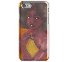 Nightly Blues iPhone Case/Skin
