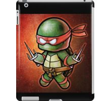 """""""Raph"""" POOTERBELLY iPad Case/Skin"""