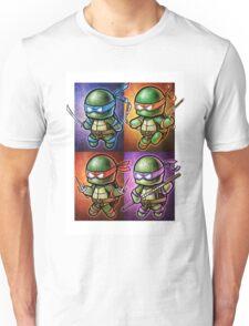 """QUAD"" POOTERBELLIES Unisex T-Shirt"