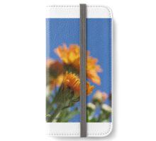 Yellow petal  iPhone Wallet/Case/Skin