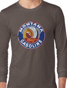 Montana Gasoline Long Sleeve T-Shirt