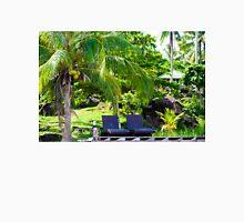 Beautiful tropical landscape Unisex T-Shirt