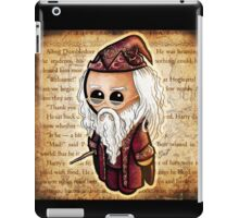 """HARRY POOTER - """"Head Master"""" POOTERBELLY iPad Case/Skin"""