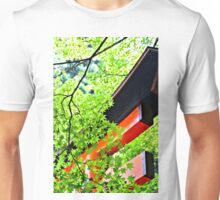 Leaf to Leave to Gate Unisex T-Shirt