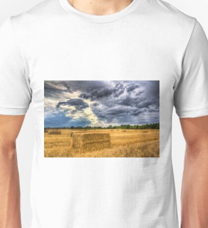 Late Summer on the farm Unisex T-Shirt