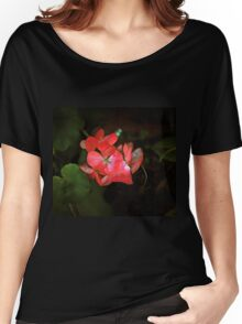Flower out of the darkness Women's Relaxed Fit T-Shirt