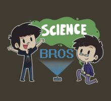 Science Bros the Sequel by ecokitty