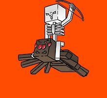Minecraft Spider Jockey T-Shirt