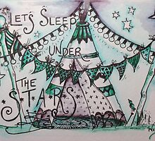 Under the stars by Wendi Seymour