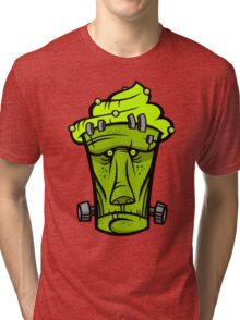 Franken Cake Tri-blend T-Shirt