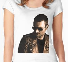 eric church Women's Fitted Scoop T-Shirt