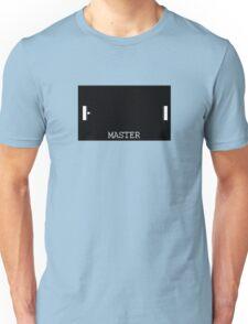 Pong Master Unisex T-Shirt