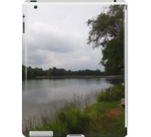 Tranquil Day at the Lake iPad Case/Skin