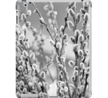 Dark and Fluffy iPad Case/Skin