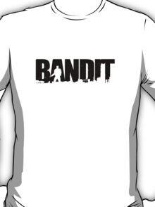 DayZ: Bandit - Black Ink T-Shirt