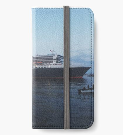 Queen Mary 2 iPhone Wallet/Case/Skin