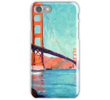Golden Gate Bridge San Francisco California  iPhone Case/Skin