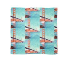 Golden Gate Bridge San Francisco California  Scarf
