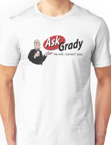 Ask Jeeves/Ask Grady- The Shining Unisex T-Shirt