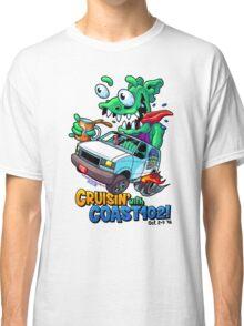 Cruisin' with Coast 102 - 2016 Classic T-Shirt