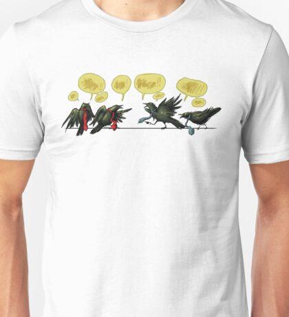 Bird Politics Unisex T-Shirt
