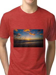 the Crack of Dawn Tri-blend T-Shirt