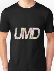 UMD-Flag Filled Unisex T-Shirt