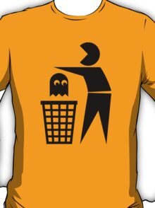 Tidyman (black) T-Shirt